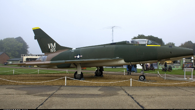 54-2165 - North American F-100D Super Sabre - United States - US Air Force (USAF)
