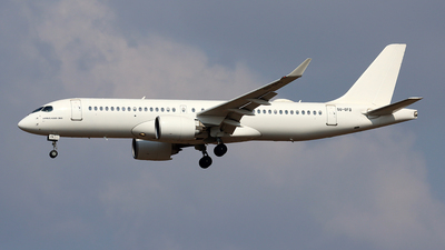 A picture of SUGFD - Airbus A220300 - Air Sinai - © Ferenc Kolos