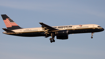 N755NA - Boeing 757-28A - North American Airlines