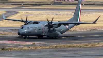 3208 - Airbus C295W - Mexico - Air Force