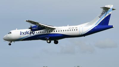 A picture of VTIYF - ATR 72600 - IndiGo - © sliewaviation