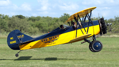 NC6085 - Curtiss-Wright Travel Air 4000 - Private