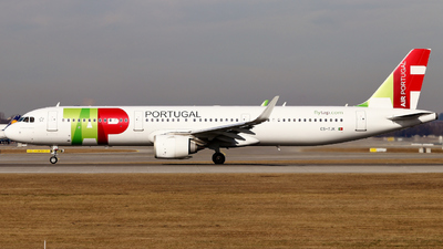 A picture of CSTJK - Airbus A321251N - TAP Air Portugal - © Lorenzo Fantoni