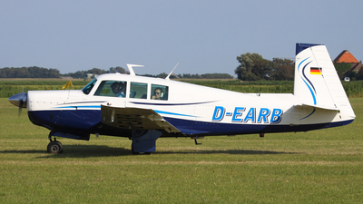 D-EARB - Mooney M20F Executive 21 - Private