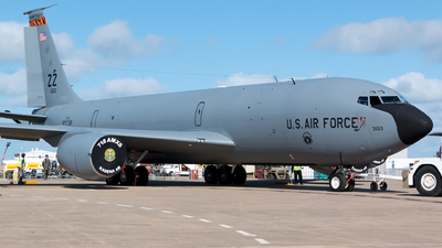62-3553 - Boeing KC-135R Stratotanker - United States - US Air Force (USAF)
