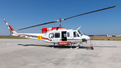 EC-MGH - Bell 212 - Pegasus Aviation