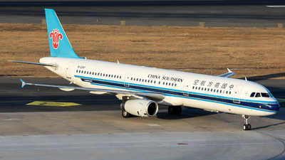 B-2287 - Airbus A321-231 - China Southern Airlines