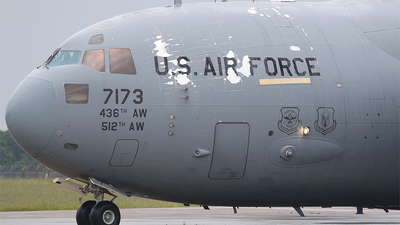 07-7173 - Boeing C-17A Globemaster III - United States - US Air Force (USAF)