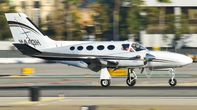 N443H - Cessna 425 Conquest I - Private