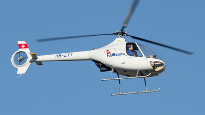 HB-ZYY - Guimbal Cabri G2 - Helitrans