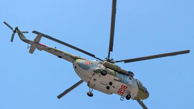 S3-DNM - Mil Mi-171E - Bangladesh - Border Guard Bangladesh (BGB)