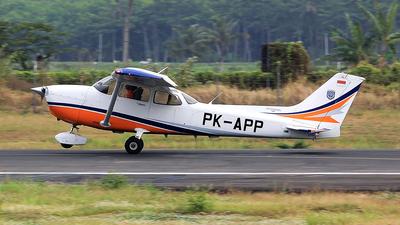 PK-APP - Cessna 172S Skyhawk SP - Private