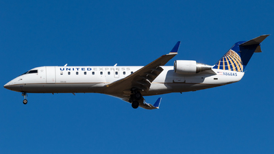 N868AS - Bombardier CRJ-200ER - United Express (ExpressJet Airlines)