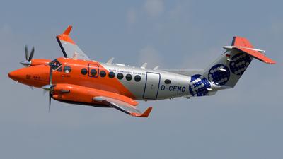 D-CFMD - Beechcraft B300 King Air 350 - Flight Calibration Services (FCS)