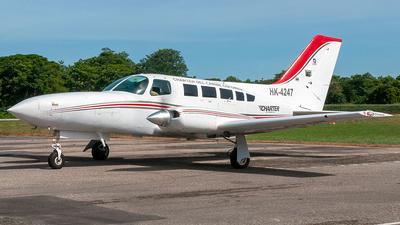 HK-4247 - Cessna 402C - Charter del Caribe
