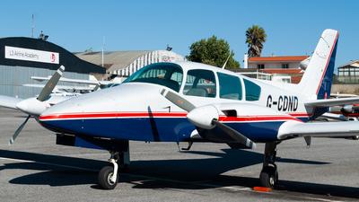 G-CDND - Grumman American GA-7 Cougar - Private