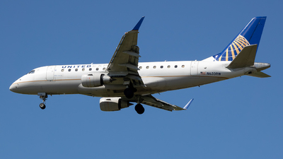 A picture of N633RW - Embraer E170SE - United Airlines - © Stephen J Stein
