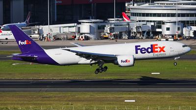 N850FD - Boeing 777-FS2 - FedEx