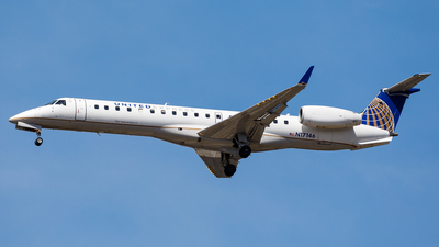 N17146 - Embraer ERJ-145XR - United Express (Trans States Airlines)