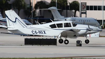 C6-NIX - Piper PA-23-250 Aztec - Private