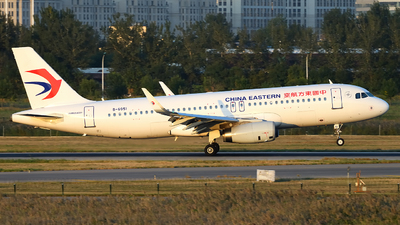 B-6951 - Airbus A320-232 - China Eastern Airlines