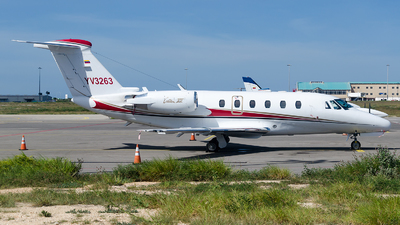 A picture of YV3263 - Cessna 650 Citation VII - [6507074] - © Nito