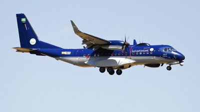 165 - Airbus C295W ASW Persuader - Saudi Arabia - Ministry Of Interior