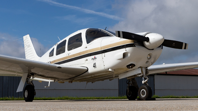 A picture of N541PU - Piper PA28R201 - [2844097] - © Jake Simpson