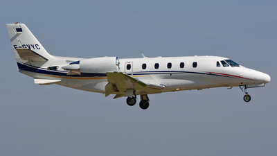 F-GVYC - Cessna 560XL Citation XLS - Private