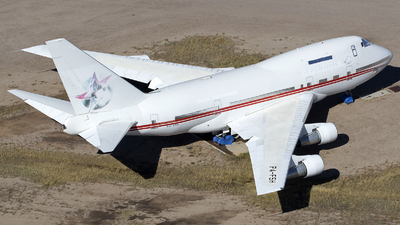 P4-FSH - Boeing 747SP-31 - Star Triple Seven
