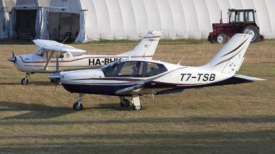 T7-TSB - Socata TB-20 Trinidad - Private