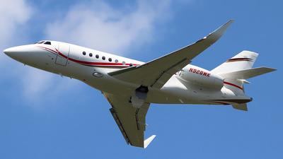 N928WK - Dassault Falcon 2000LX - Private