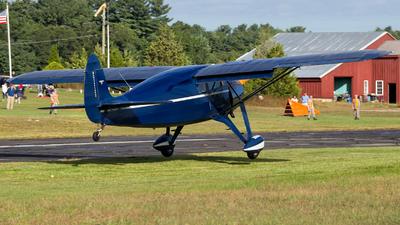 NC12120 - Fairchild 24H - Private