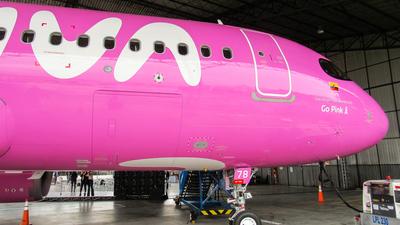 HK-5378 - Airbus A320-251N - Viva Air