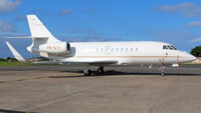 PR-ETY - Dassault Falcon 2000EX - Private