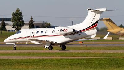 N316QS - Embraer 505 Phenom 300 - NetJets Aviation