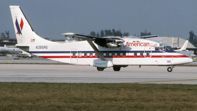 N385MQ - Short 360-200 - American Eagle (Executive Airlines)