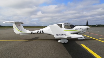 YL-PAE - Diamond DA-40NG Diamond Star - Air Baltic Pilot Academy