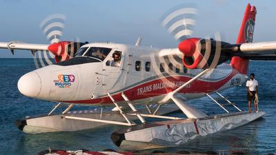 A picture of 8QTMV - De Havilland Canada DHC6300 Twin Otter - Trans Maldivian Airways - © Jan Damrath