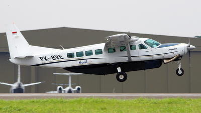 PK-BVE - Cessna 208B Grand Caravan - Susi Air