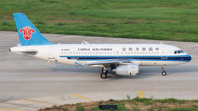 B-6020 - Airbus A319-132 - China Southern Airlines