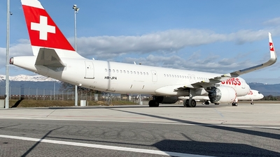 HB-JPA - Airbus A321-271NX - Swiss