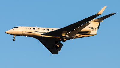 B-602N - Gulfstream G650ER - Private