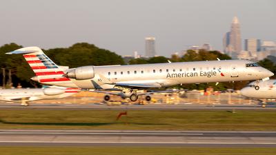A picture of N538EG - Mitsubishi CRJ702ER - American Airlines - © Yan777