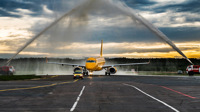 VQ-BRX - Embraer 190-200IGW - Saratov Airlines