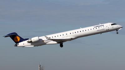 D-ACKA - Bombardier CRJ-900LR - Lufthansa CityLine