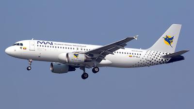 XY-ALJ - Airbus A320-214 - Myanmar Airways International (MAI)