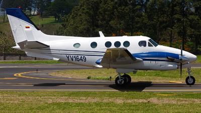 YV1649 - Beechcraft C90B King Air - Private