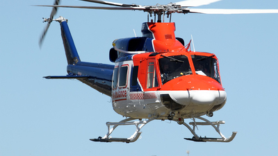 VH-NSP - Bell 412 - CHC Helicopters
