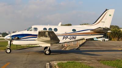 PP-UNI - Beechcraft C90GTi King Air - Private